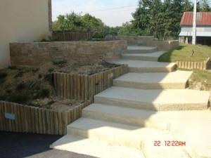 entreprise pou construction d 39 escalier ext rieur nimes. Black Bedroom Furniture Sets. Home Design Ideas